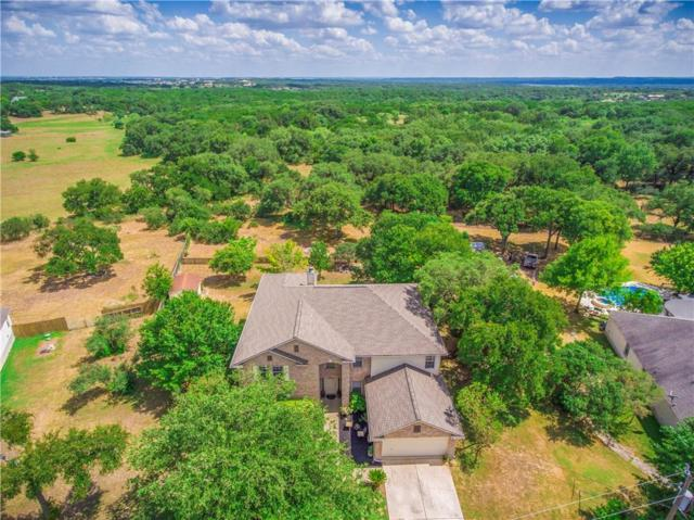 385 Bella Vista Cir, Kyle, TX 78640 (#8515069) :: The Heyl Group at Keller Williams