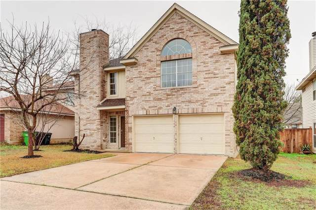 1806 Southwestern Trl, Round Rock, TX 78664 (#8515499) :: The Summers Group