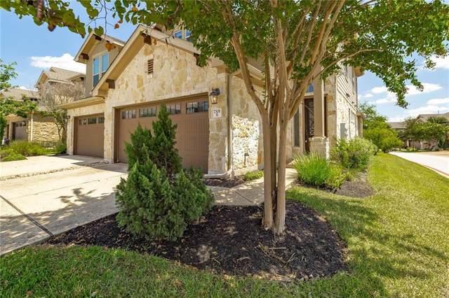 7301 Colina Vista Loop B, Austin, TX 78750 (#8517680) :: The Heyl Group at Keller Williams