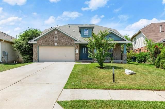 8103 Campeche Bay Pl, Round Rock, TX 78681 (#8517814) :: Papasan Real Estate Team @ Keller Williams Realty