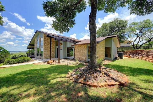 205 E Bluebonnet Rd, Horseshoe Bay, TX 78657 (#8518245) :: RE/MAX Capital City