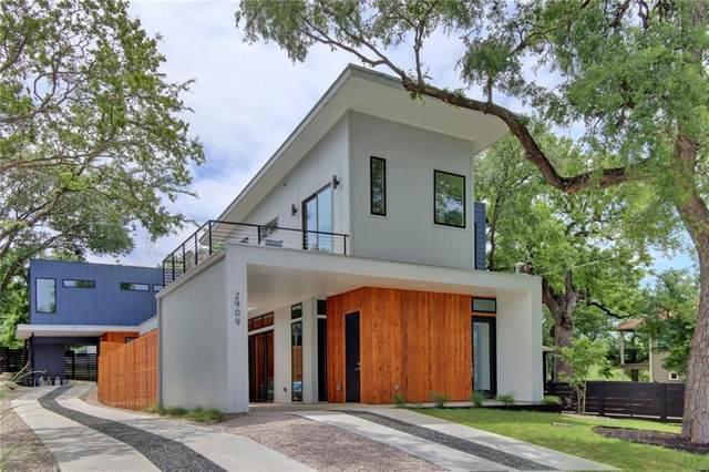 2909 E 13th St #1, Austin, TX 78702 (MLS #8519630) :: Vista Real Estate