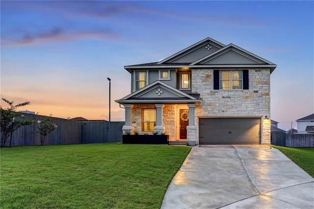 5824 Livorno Cv, Round Rock, TX 78665 (#8519932) :: Papasan Real Estate Team @ Keller Williams Realty
