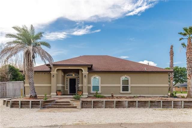 704 North St, Port Aransas, TX 78373 (#8520412) :: Papasan Real Estate Team @ Keller Williams Realty