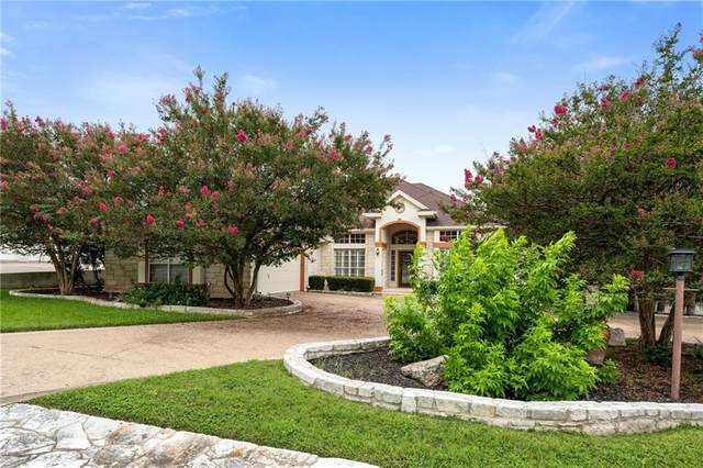 3903 Lakeway Blvd, Lakeway, TX 78734 (#8520690) :: Papasan Real Estate Team @ Keller Williams Realty