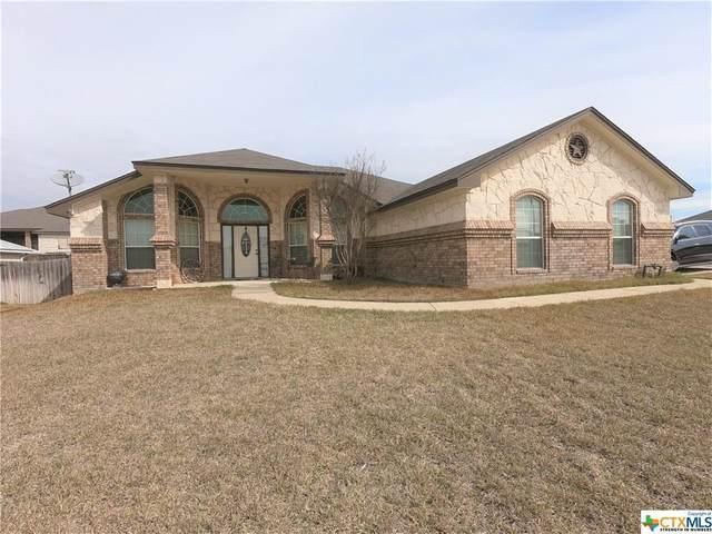 3801 Salt Fork Dr, Killeen, TX 76549 (#8522087) :: Ben Kinney Real Estate Team