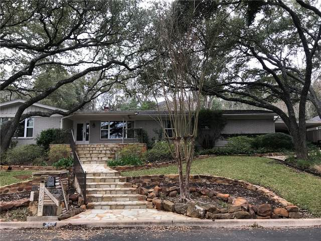 3421 Mount Barker Dr, Austin, TX 78731 (#8522333) :: 10X Agent Real Estate Team