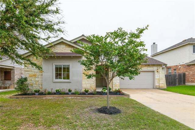 1105 Snow Goose, Leander, TX 78641 (#8523846) :: The Perry Henderson Group at Berkshire Hathaway Texas Realty