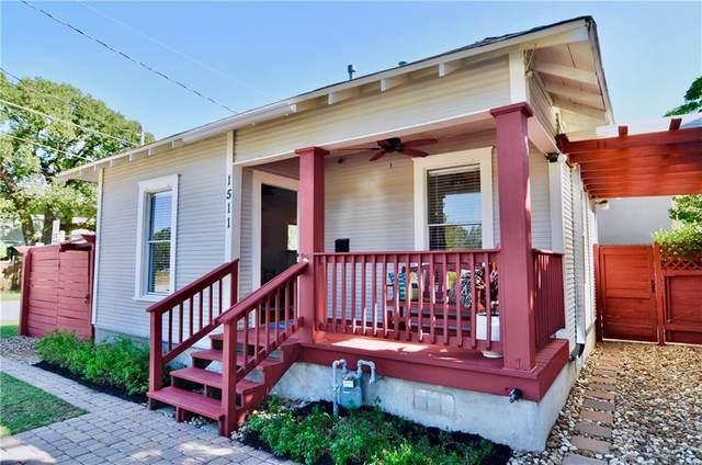 1511 E 14th St, Austin, TX 78702 (#8525003) :: Ben Kinney Real Estate Team