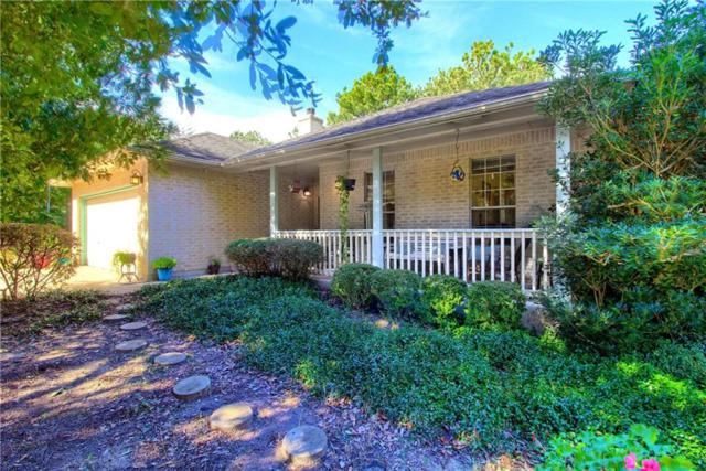 146 Oak Leaf Dr, Bastrop, TX 78602 (#8525290) :: The Perry Henderson Group at Berkshire Hathaway Texas Realty