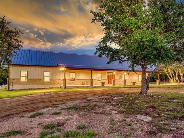 3925 County Road 336, Bertram, TX 78605 (#8525958) :: The Heyl Group at Keller Williams
