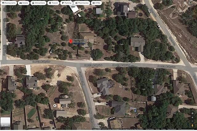17500 Deer Creek Skyview, Dripping Springs, TX 78620 (#8525974) :: Resident Realty