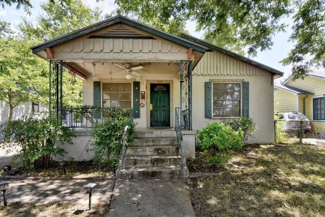 5105 Avenue F, Austin, TX 78751 (#8527473) :: The Perry Henderson Group at Berkshire Hathaway Texas Realty