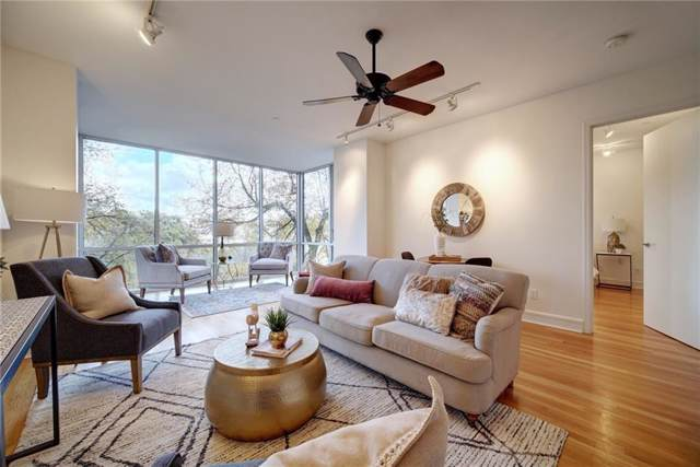 901 W 9th St #203, Austin, TX 78703 (#8527514) :: The Perry Henderson Group at Berkshire Hathaway Texas Realty