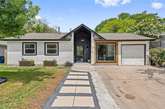 5110 Hedgewood Dr, Austin, TX 78745 (#8527720) :: Papasan Real Estate Team @ Keller Williams Realty