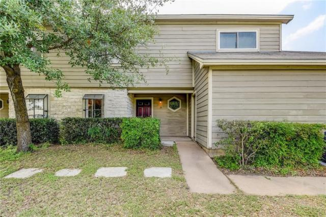 12300 Abney Dr 51-B, Austin, TX 78729 (#8528525) :: Papasan Real Estate Team @ Keller Williams Realty