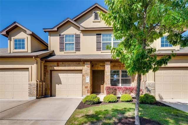 1701 S Bell Blvd #702, Cedar Park, TX 78613 (#8528680) :: Papasan Real Estate Team @ Keller Williams Realty