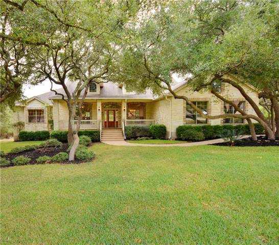 401 Allen Cir, Georgetown, TX 78633 (#8529209) :: RE/MAX Capital City