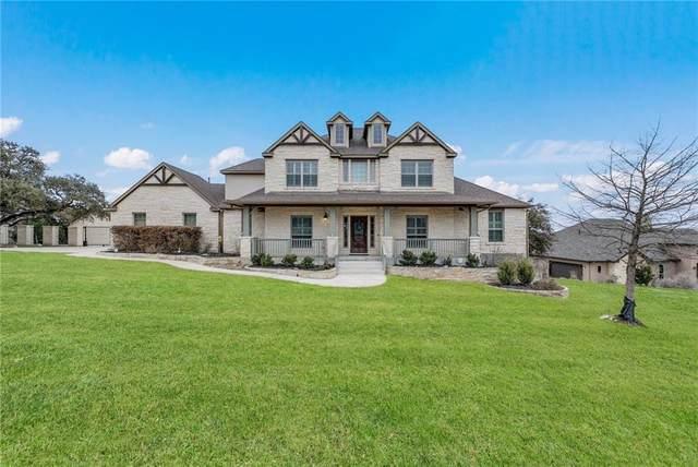 2634 Black Bear Dr, New Braunfels, TX 78132 (#8530145) :: Papasan Real Estate Team @ Keller Williams Realty