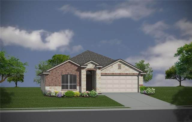 208 Pivot Dr, Taylor, TX 76574 (#8534071) :: The Perry Henderson Group at Berkshire Hathaway Texas Realty