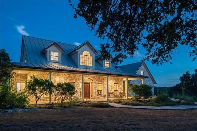 1401 Estrellita Ranch Rd, Canyon Lake, TX 78133 (MLS #8534201) :: The Lugo Group