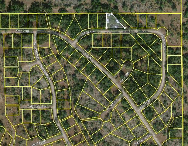 K10064 Bald Eagle, Horseshoe Bay, TX 78657 (#8537470) :: The Perry Henderson Group at Berkshire Hathaway Texas Realty