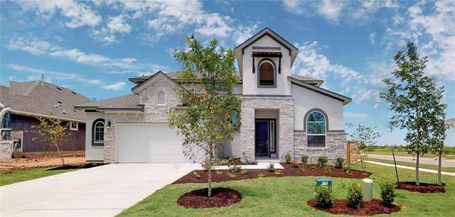 72 Rancho Trail, Georgetown, TX 78628 (#8539983) :: The Perry Henderson Group at Berkshire Hathaway Texas Realty