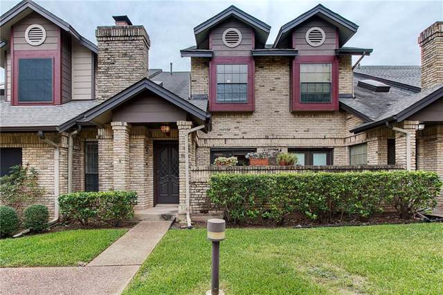 10819 Crown Colony Dr #8, Austin, TX 78747 (#8540829) :: Douglas Residential