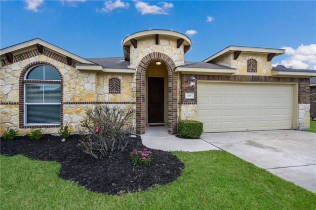 108 Legends Of Hutto Trl, Hutto, TX 78634 (#8540840) :: Watters International