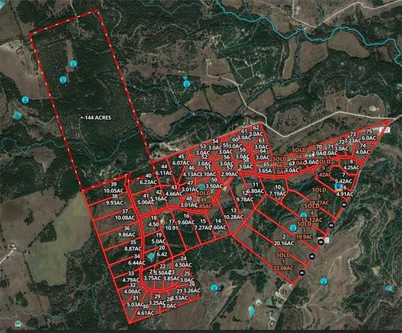 144 acres 202, Lampasas, TX 76550 (#8541223) :: The Summers Group