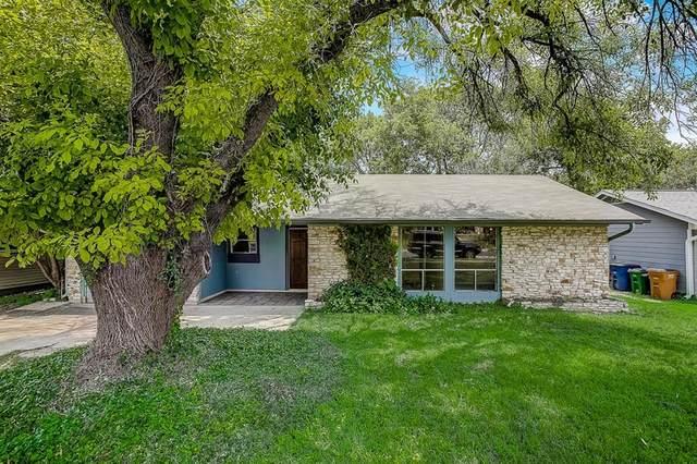 6101 Glen Meadow Dr, Austin, TX 78745 (#8546292) :: Papasan Real Estate Team @ Keller Williams Realty