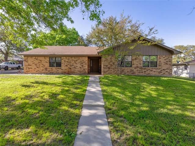 1708 Alcoa Ave, Rockdale, TX 76567 (#8550216) :: Green City Realty
