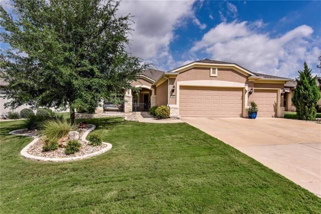 808 Apache Mountain Ln, Georgetown, TX 78633 (#8551753) :: Zina & Co. Real Estate