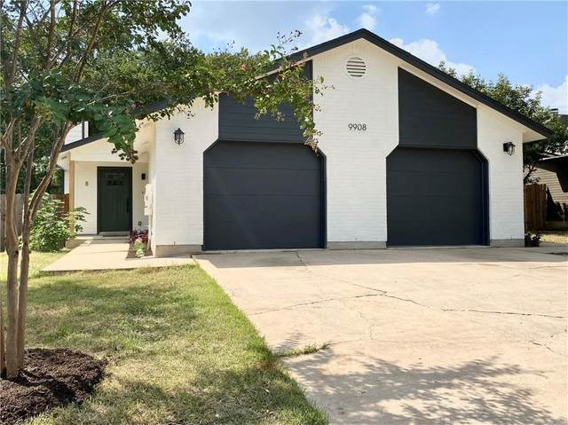 9908 Brasher Dr B, Austin, TX 78748 (#8553280) :: The Summers Group