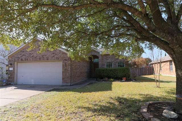 127 Aguilar Dr, Hutto, TX 78634 (#8553516) :: Papasan Real Estate Team @ Keller Williams Realty