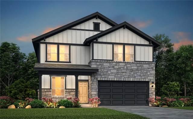 5440 Vanner Path, Georgetown, TX 78626 (MLS #8553714) :: Brautigan Realty