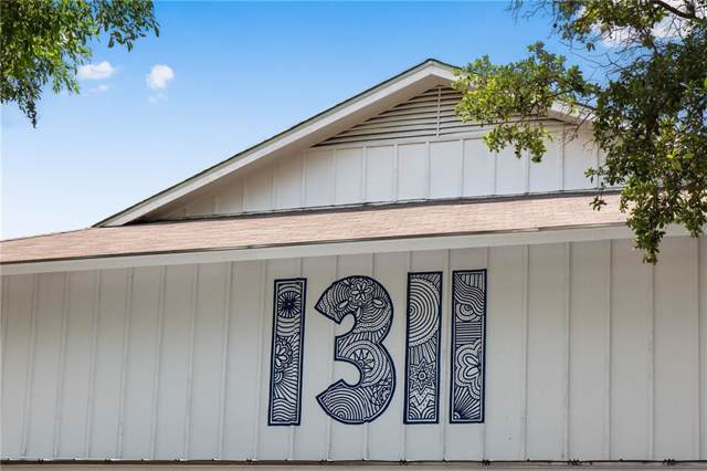 1311 Southport Dr D, Austin, TX 78704 (#8553903) :: RE/MAX Capital City