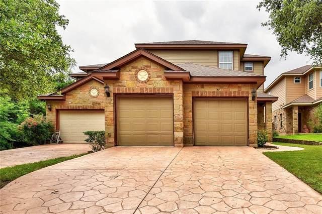 3303 Minnie St B, Austin, TX 78745 (#8554335) :: Green City Realty