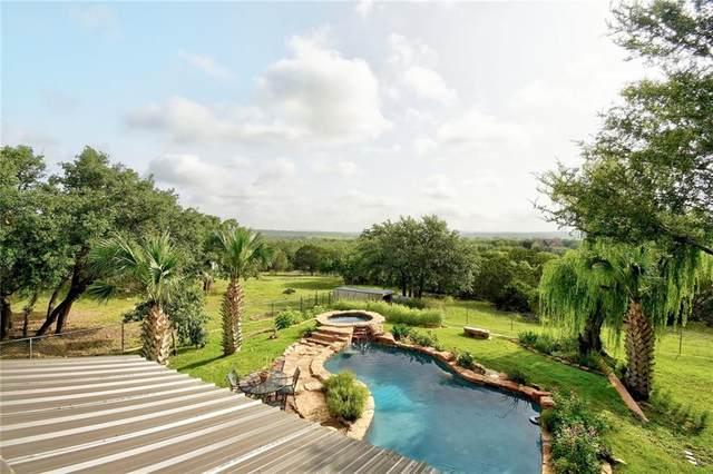3702 Mormon Mill Rd, Marble Falls, TX 78654 (#8554607) :: Papasan Real Estate Team @ Keller Williams Realty