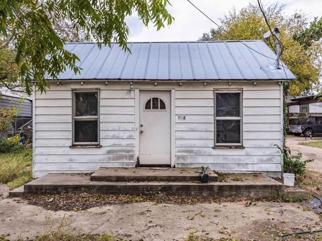 712 Culp St, Austin, TX 78741 (#8556066) :: The Heyl Group at Keller Williams