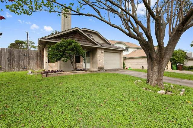 1104 Greenbriar Loop, Round Rock, TX 78664 (#8556590) :: Green City Realty