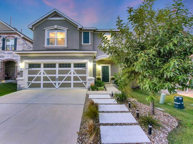 537 Bradford Ln, Hutto, TX 78634 (#8560365) :: Papasan Real Estate Team @ Keller Williams Realty