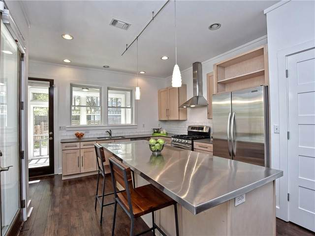5509 Woodrow Ave B, Austin, TX 78756 (#8560556) :: Front Real Estate Co.