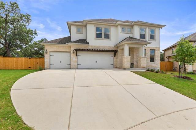 2633 Roaring River Trl, Leander, TX 78641 (#8560765) :: Papasan Real Estate Team @ Keller Williams Realty