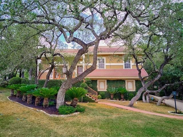 413 New Lido Dr, Lakeway, TX 78734 (#8561126) :: Green City Realty