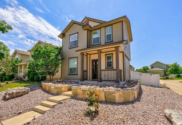 1813 Franklin Mountain Dr, Cedar Park, TX 78613 (MLS #8561523) :: Brautigan Realty