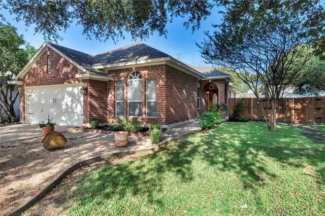 1009 Horseman Cv, Round Rock, TX 78665 (#8561552) :: Papasan Real Estate Team @ Keller Williams Realty