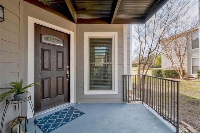 10616 Mellow Meadows Dr 14D, Austin, TX 78750 (#8563750) :: Papasan Real Estate Team @ Keller Williams Realty