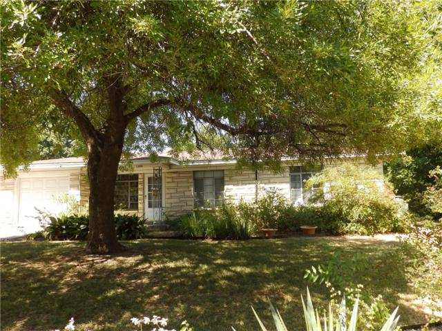 1204 Cloverleaf Dr, Austin, TX 78723 (#8571520) :: Realty Executives - Town & Country