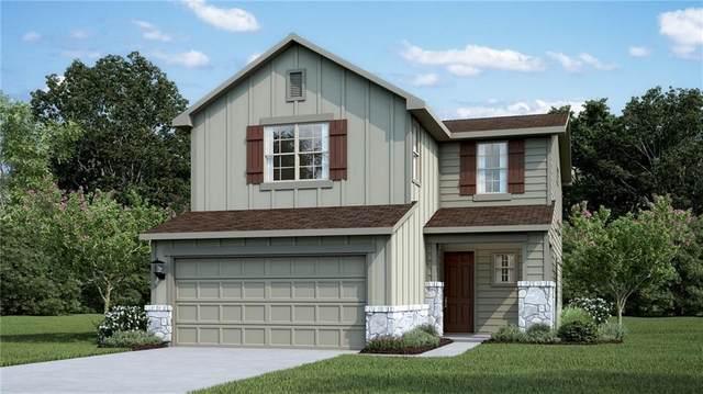 416 Montauk Loop, Georgetown, TX 78628 (MLS #8572941) :: Brautigan Realty